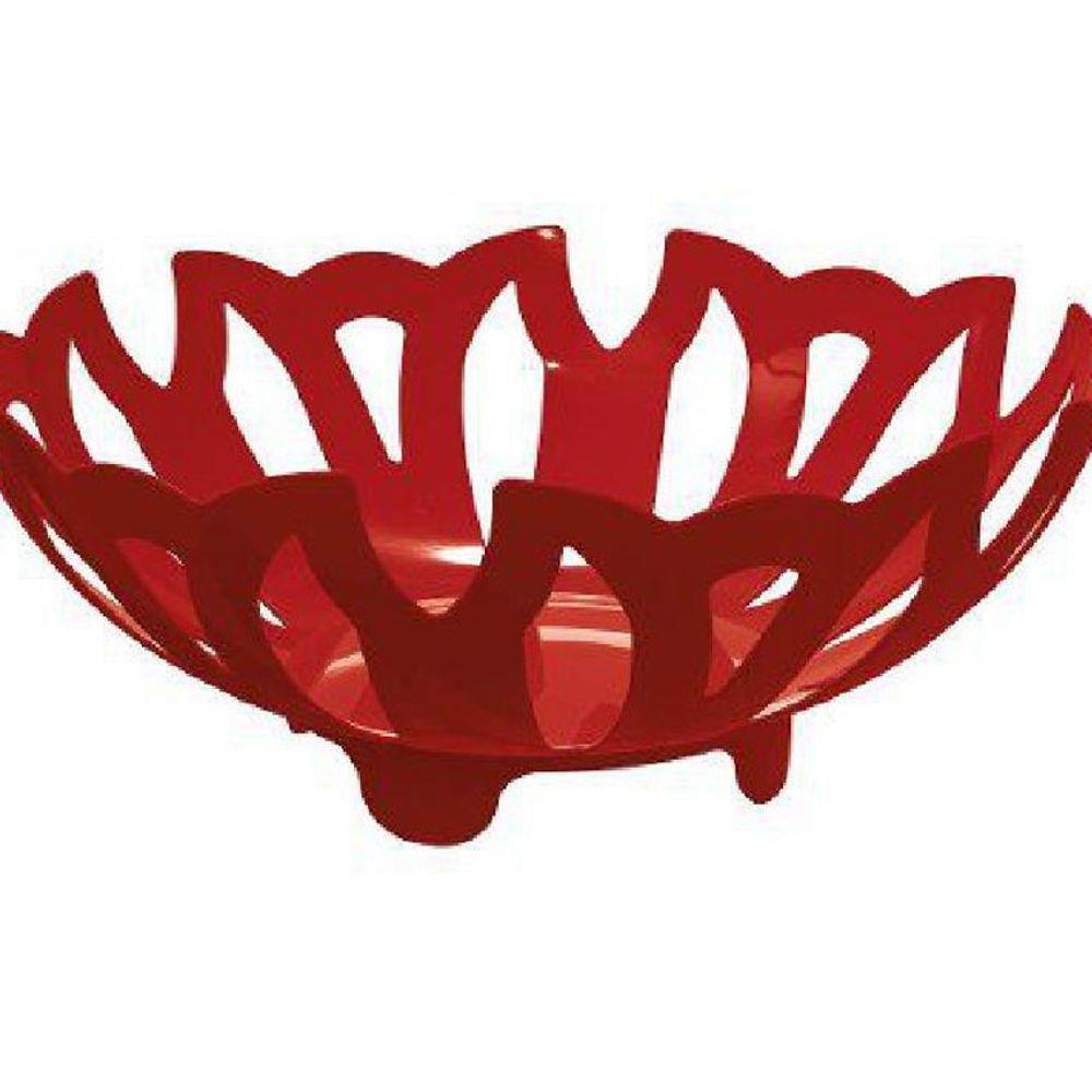 Fruteira de Mesa Vermelho - UZ