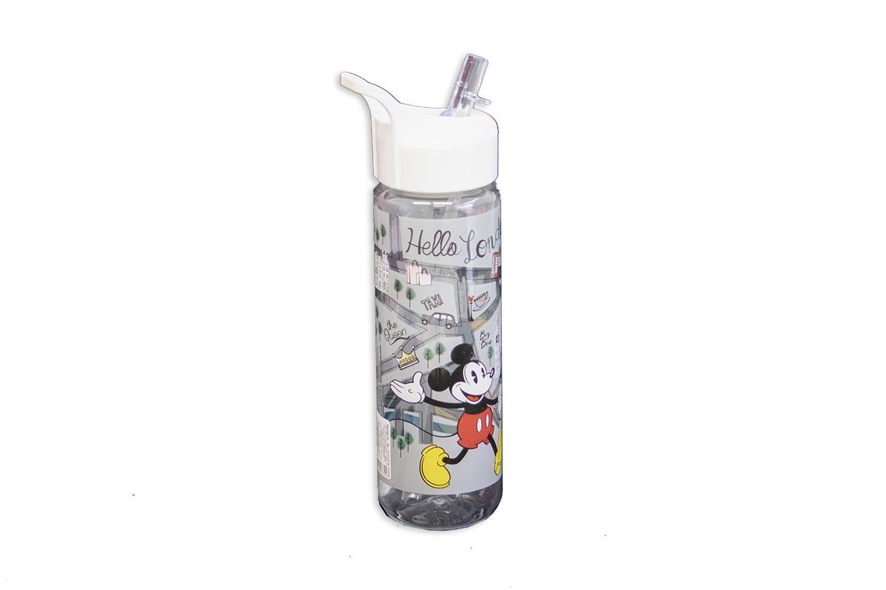 Garrafa Mickey e Minnie London Plástico 700ml