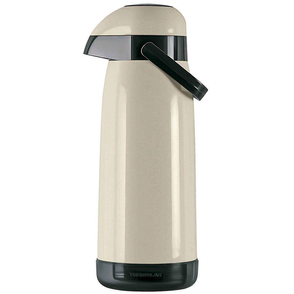 Garrafa Térmica 1,8L Magic Pump Bege Termolar