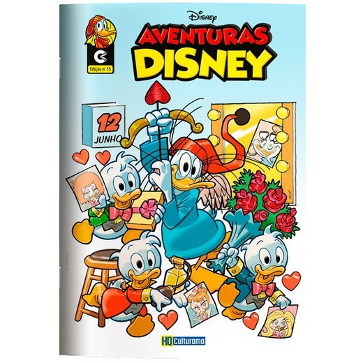 Gibi Aventuras Disney  Culturama