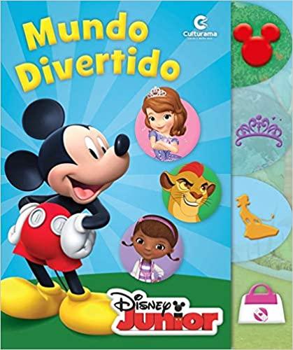 Historia Brilhantes Disney Sortido Capa Comum