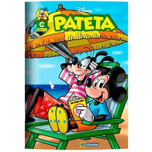 História em Quadrinhos Pateta - Culturama