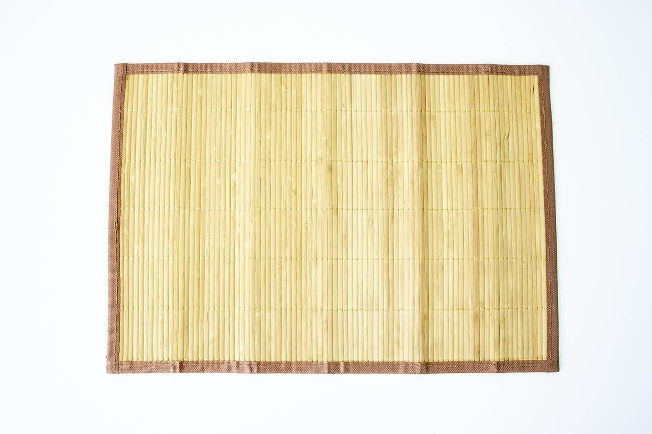Jogo Americano Bambu 30x45cm Clink