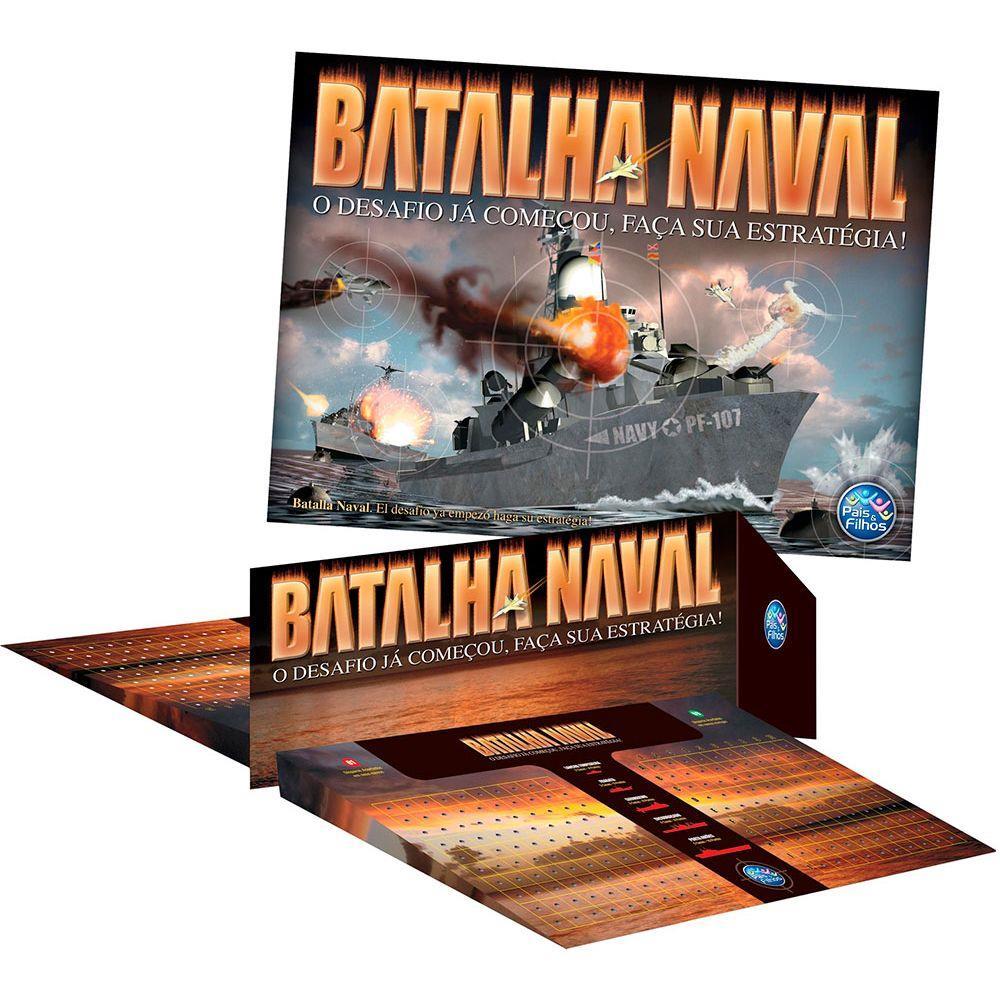 Jogo Batalha Naval Gala