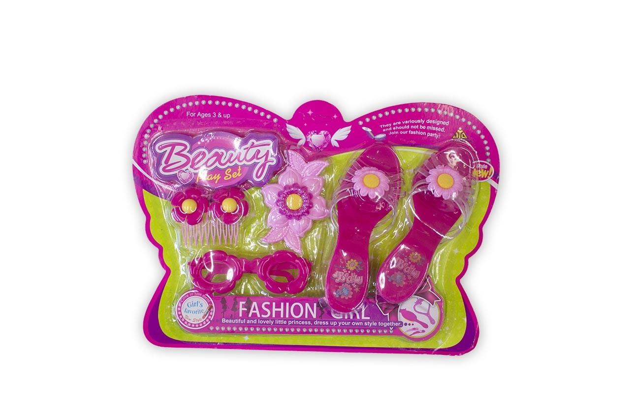 Kit de Beleza Infantil  Beauty Cim
