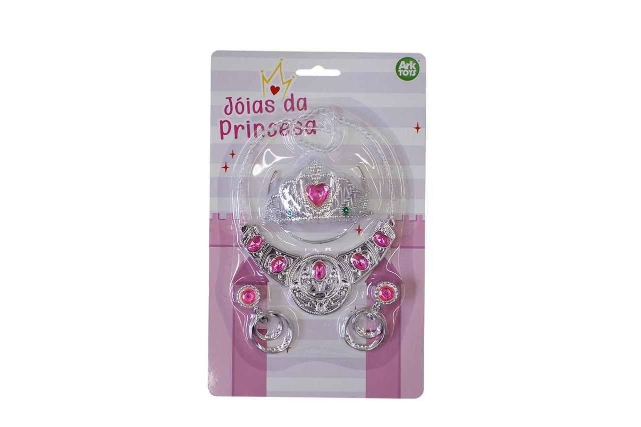 Kit Infantil Jóias da Princesa Ark Toys