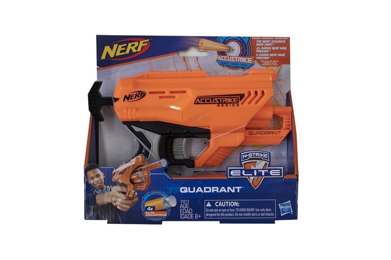 Lançador Nerf Quadrant Hasbro