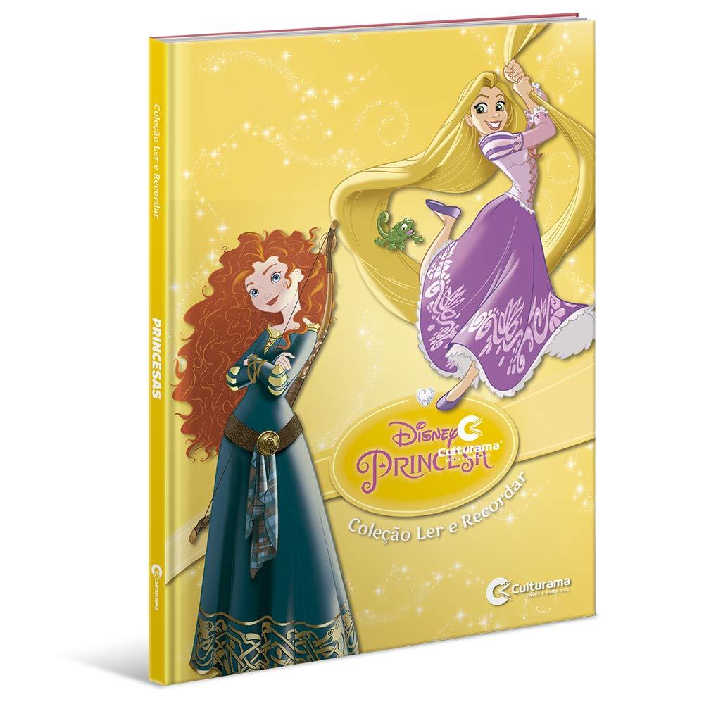 Ler e Recordar Disney Princesas - Culturama