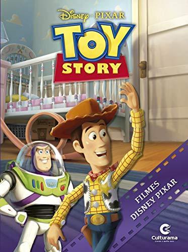 Livro de História Toy Story - Culturama