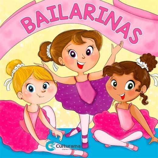 Livro Fadas Encantadas e Bailarinas 2 em 1 Culturama