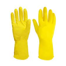 Luva Amarela Multiuso