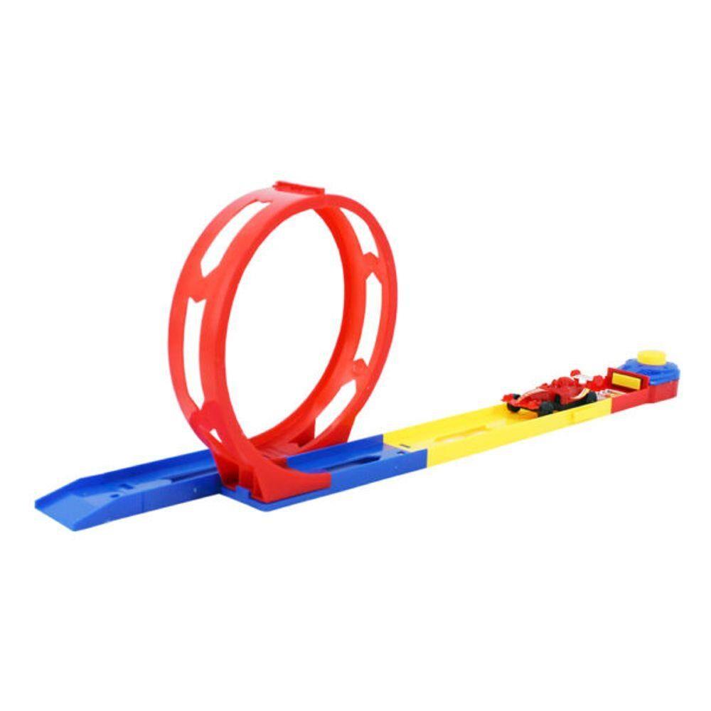 Mini Pista Track  Looping Dm Toys