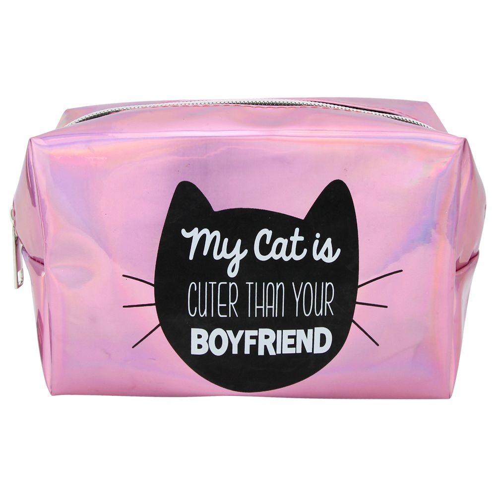Necessaire Gato Furta Cor My Cat Moment