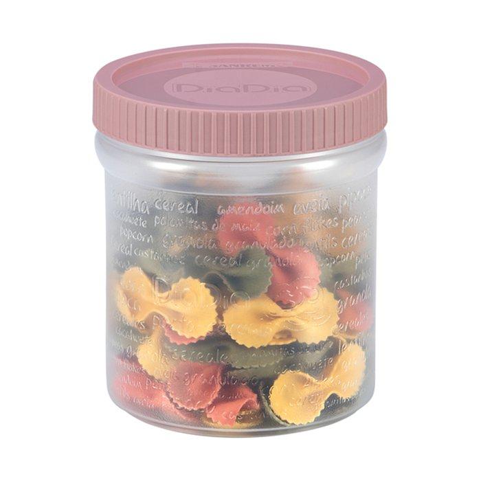 Porta Cereal Plástico Sanremo