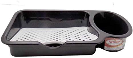 Porta Detergente Plástico Com Telinha Para Esponja Nitron