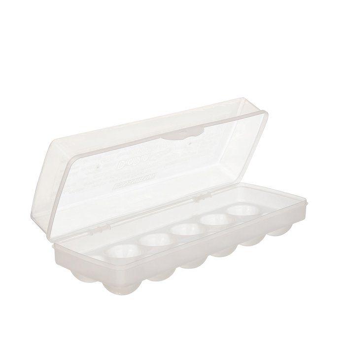 Porta Ovos de Plástico para 12 Ovos Sanremo