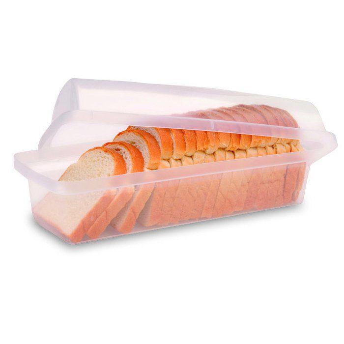 Porta Pão Plástico Sanremo