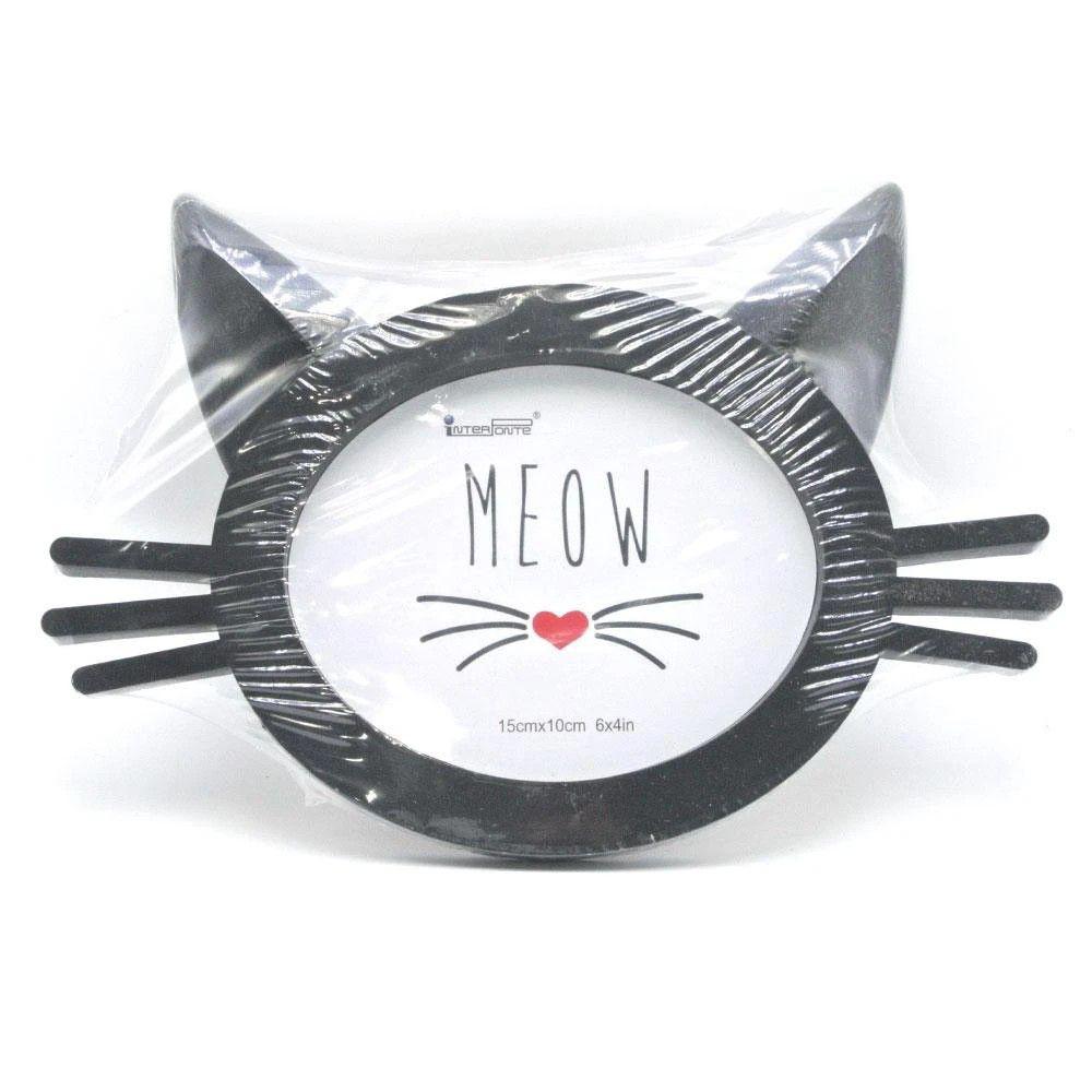 Porta Retrato Gato Meow -FWB