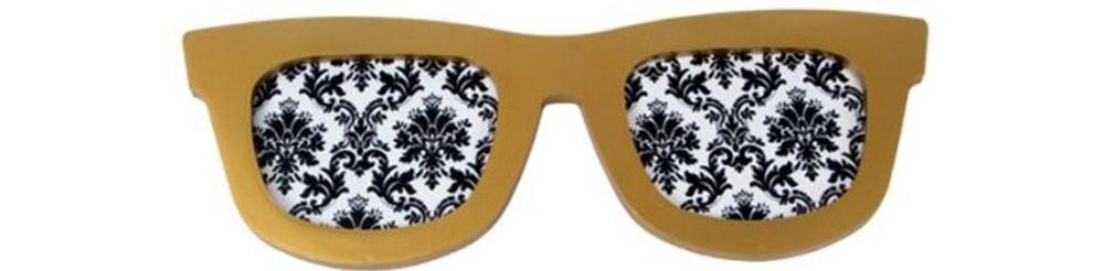 Porta Retrato Óculos 10x15xm Clink