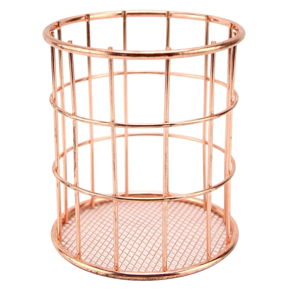 Porta Talher Rose Gold 10cm Clink