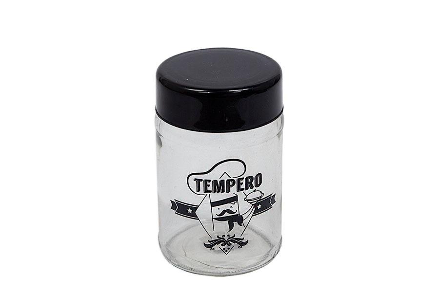 Pote de Vidro para Tempero Gourmet 500ml - SLK