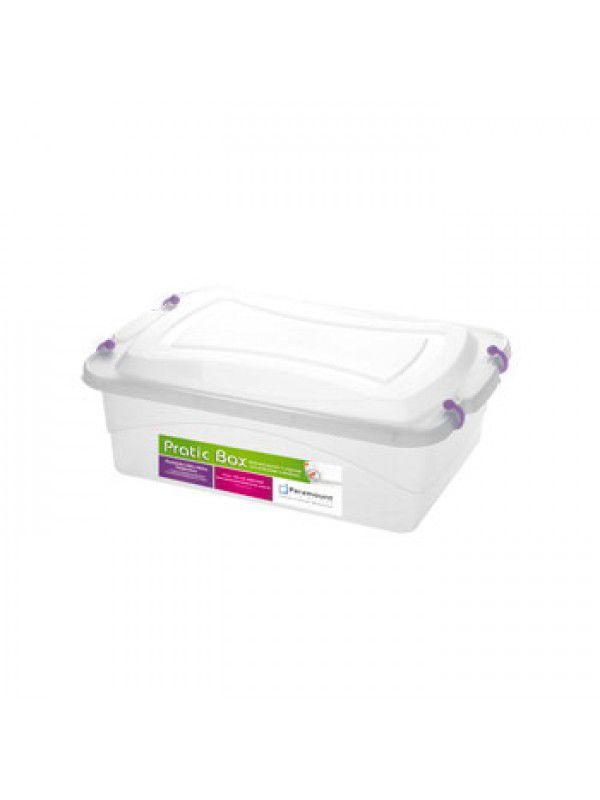 Pratic Box com Travas 10L Paramount