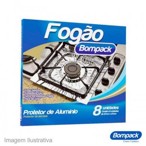 Protetor de Fogão em Alumínio - Bompack