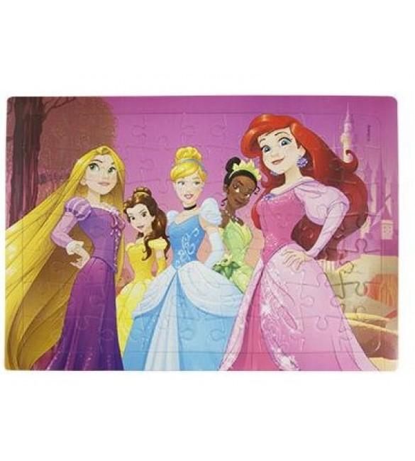 Quebra Cabeça Princesas 63pcs Sortidos Etitoys