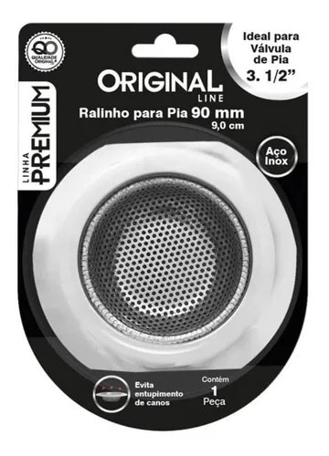 Ralinho Inox 9 CM Premium - Original