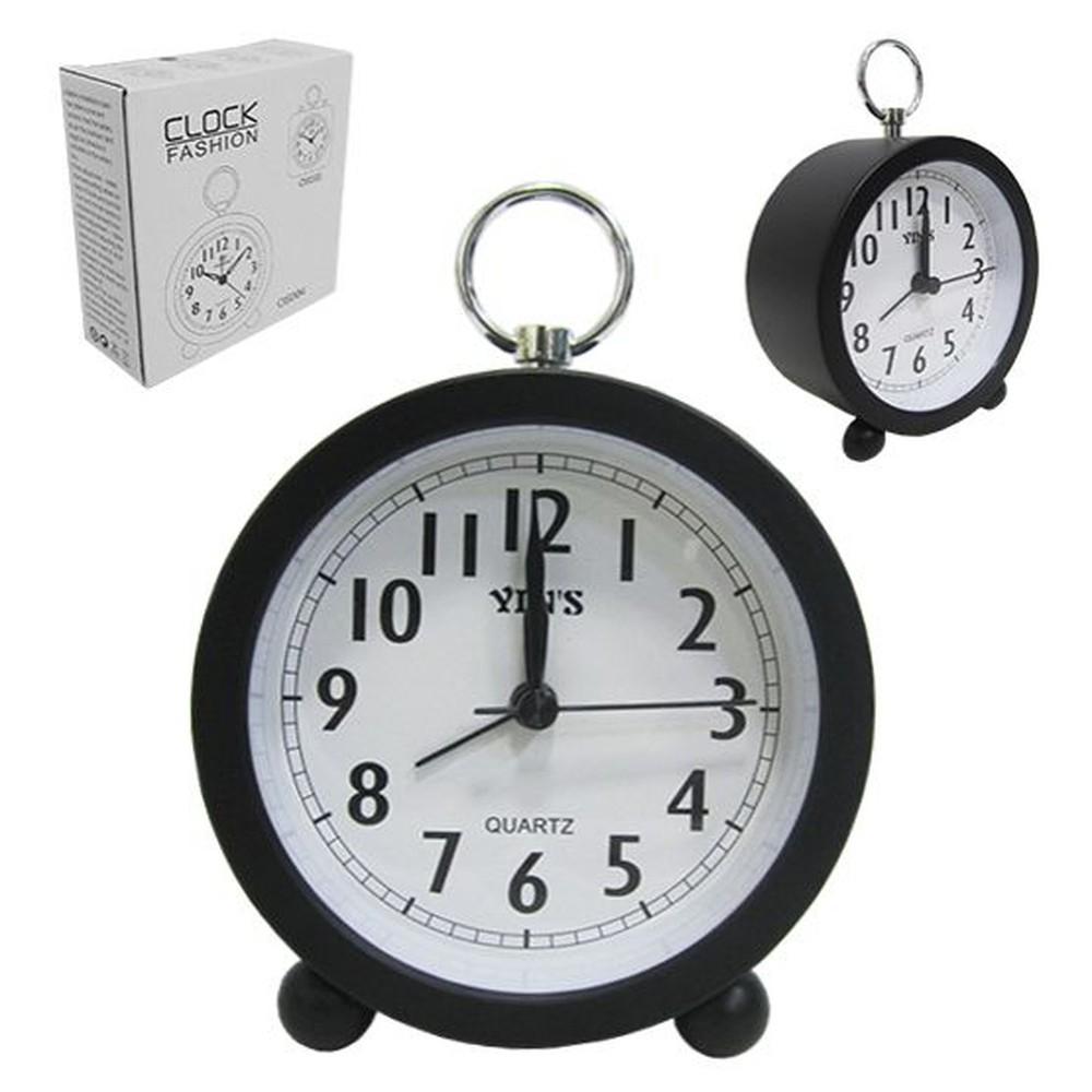 Relógio Despertador 10cm Imporiente