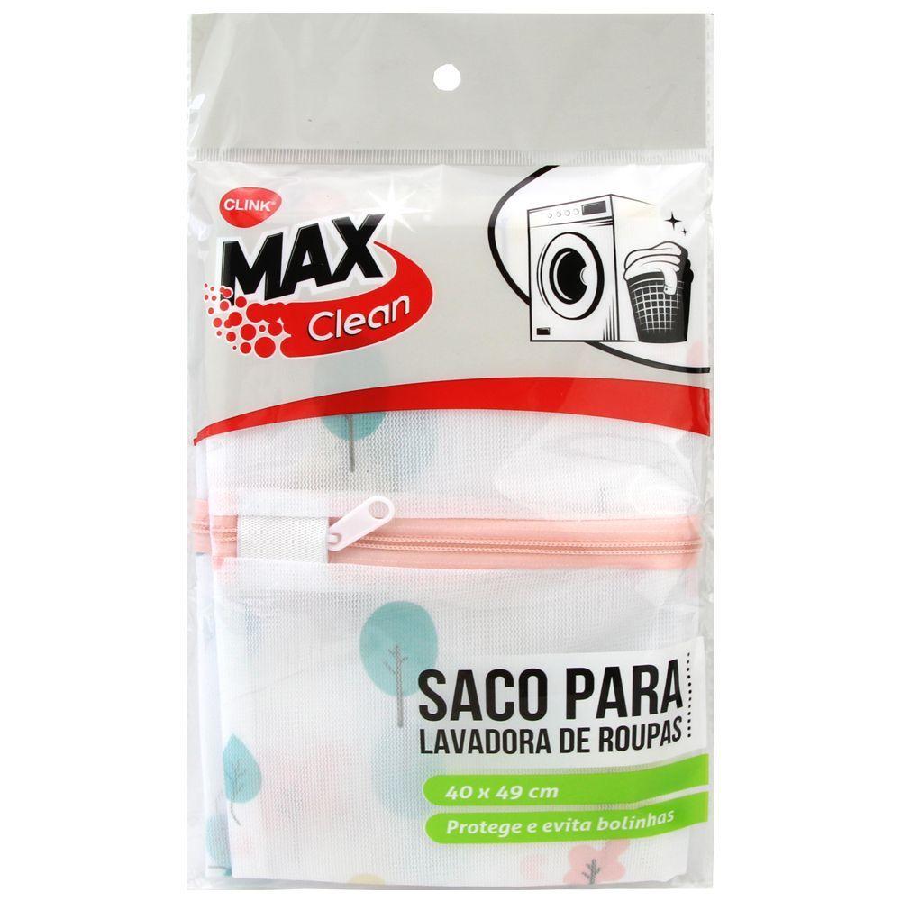 Saco para Lavadoras de Roupas Decorado 40x50 Clink