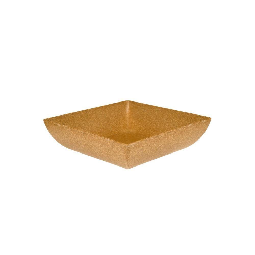 Saladeira Quadrada Eco Cerejeira - EVO