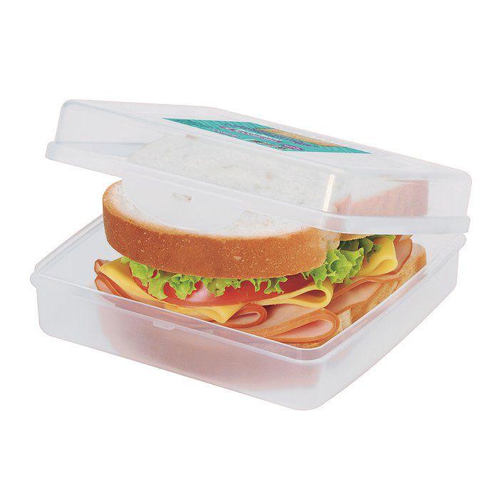 Sanduicheira Plástico Sanremo