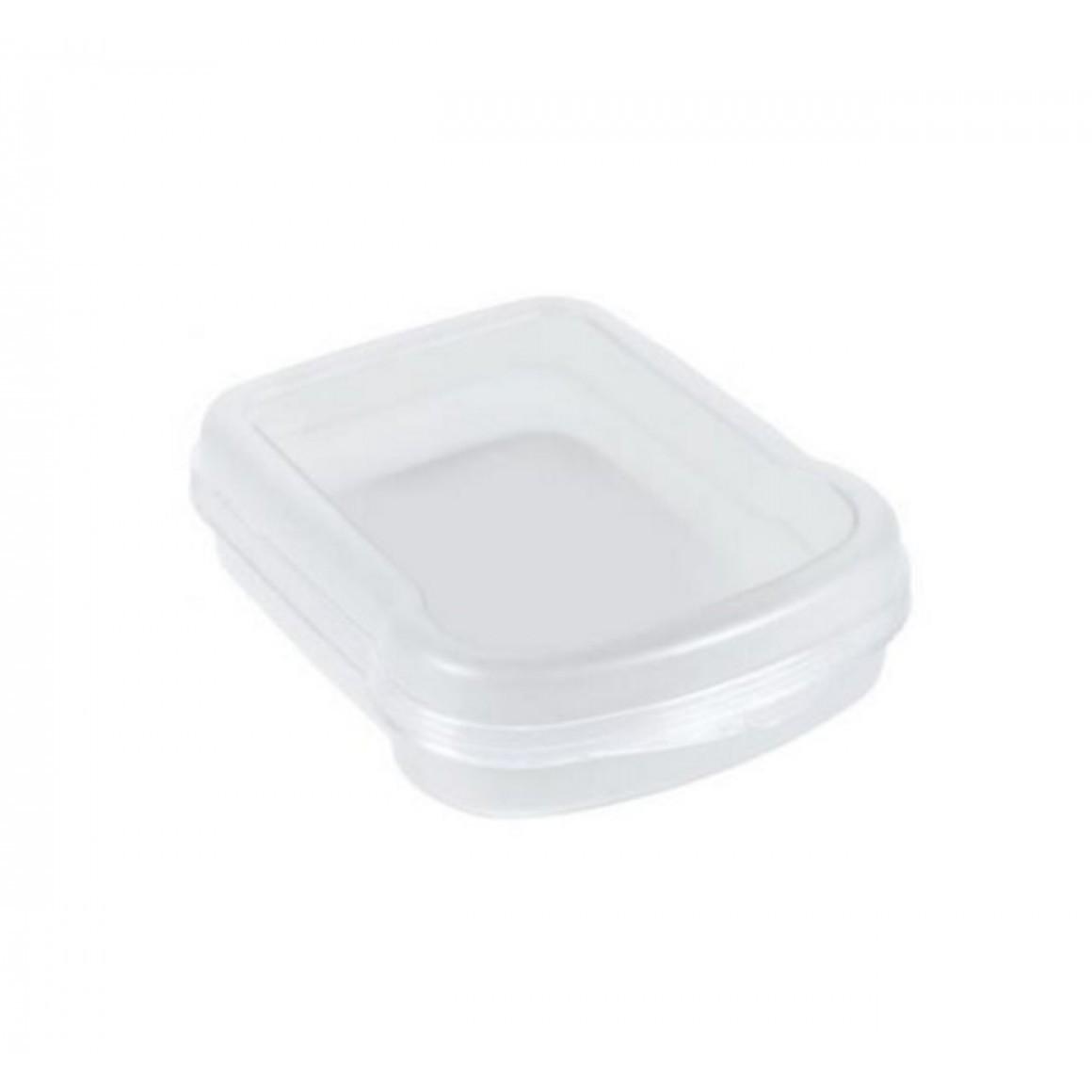 Sanduicheira Transparente Plasutil