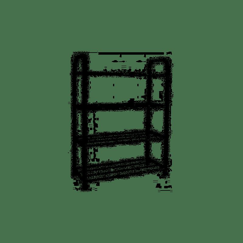 Sapateira Basic - 6 pares - Wincy