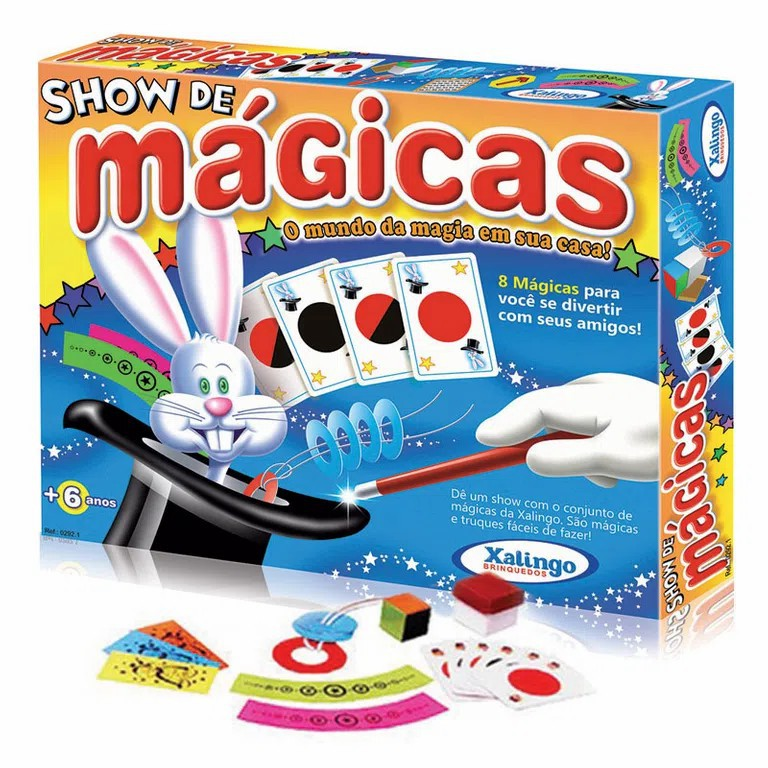 Show de Mágicas Xalingo