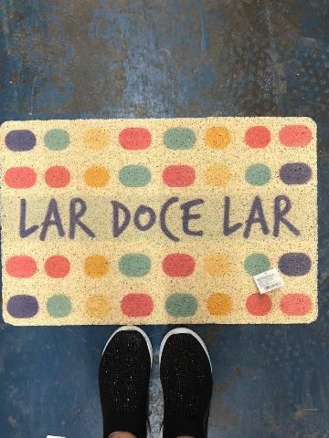 Tapete Decorado Lar PVC - FWB
