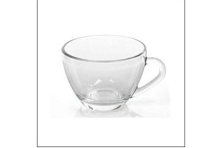 Xícara de Vidro 235ML - Casambiente