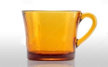 Xícara de Vidro Wincy
