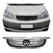 Grade Radiador Toyota Corolla Seg 2003 2004 2005 2006 2007
