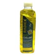 Aditivo Radiador 1 Litro Bio Coolant Amarelo