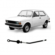 Alavanca Marcha Fiat 147 1984/ 5 Marchas