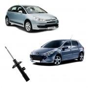Amortecedor Dianteiro Esquerdo Peugeot 307 2002/2012