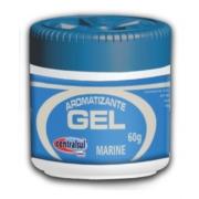 Aromatizante Gel Perfumado Marine 60g Centralsul