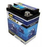 Bateria Moto Moura MA6D