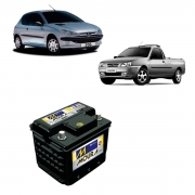 Bateria Moura 48d Ford Courier 97/13 Peugeot 206 99/10