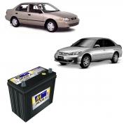 Bateria Moura 50A LD Civic 06/ Corolla 97/02