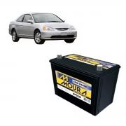 Bateria Moura 50A LE Honda Civic 01/