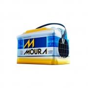 Bateria Moura 60Ah M60AX (Caixa Alta) Original de Montadora