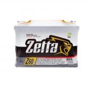 Bateria Zetta 60 Amperes Z60D Polo Positivo Direito